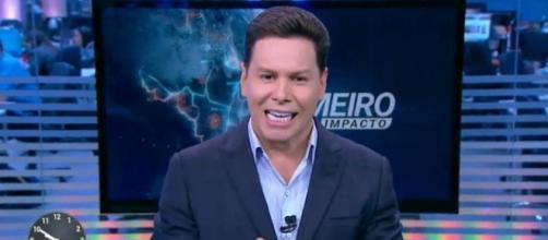 Jornalistas pedem saída de Marcão do Povo do SBT após polêmica ao vivo (Fonte: Blasting)