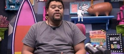 Babu desabafa em seu raio-x: 'a dinâmica foi muito cruel'. (Reprodução/TV Globo)