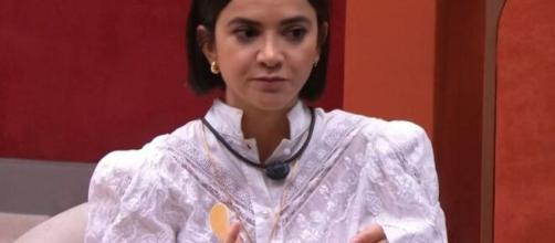 'BBB20': Manu explica em quem votaria se pudesse desempatar paredão. (Reprodução/TV Globo)