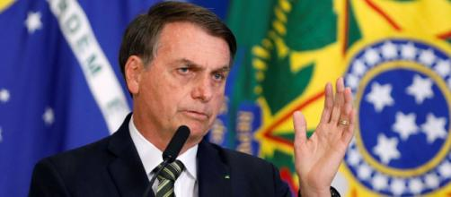 Bolsonaro diz não assistir Rede Globo. (Arquivo Blasting News)