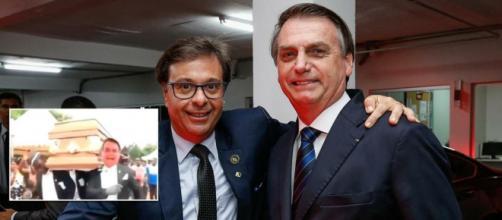 Bolsonaro tem imagem feita de 'meme' por Presidente da Embratur. (Fotomontagem)