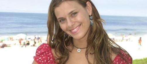 Carolina Dieckmann fazia a Edwiges. (Reprodução/TV Globo)