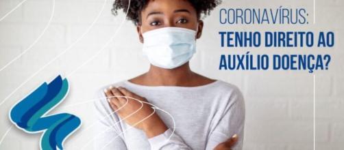 Covid-19 e Auxílio-doença: veja como pedir. (Arquivo Blasting News)
