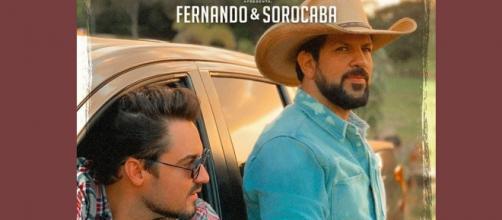 Fernando e Sorocaba farão live. (Reprodução/Instagram/@fernandoesorocaba)