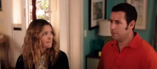 """""""Juntos e Misturados"""" é um dos grande sucessos da comédia. (Reprodução/Youtube)"""