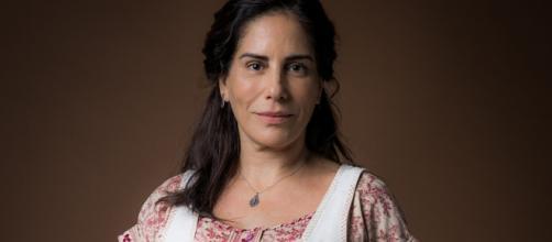 Lola era interpretada pela Glória Pires. (Reprodução/TV Globo)