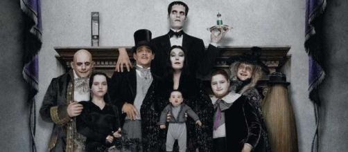 """O """"A Família Addams"""" fez grande sucesso na Sessão Da Tarde. (Arquivo Blasting News)"""