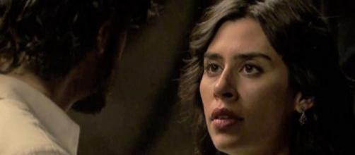 Spoiler Il Segreto: Alicia scopre del rapimento di suo padre Jesus.