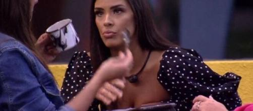 'Todo mundo que o homem indicou saiu', diz Ivy sobre Babu. (Reprodução/TV Globo)
