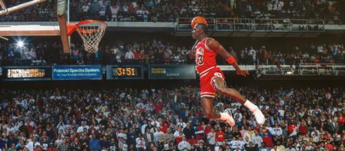WATCH: 1988 NBA Slam Dunk - benchwarmers.ie