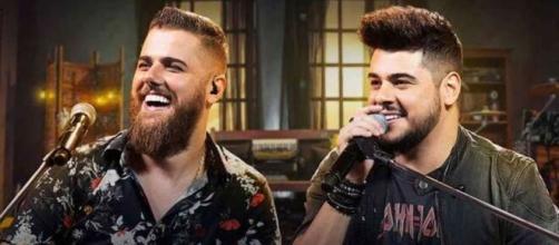 Zé Neto e Cristiano fazem live no Youtube. (Arquivo Blasting News)