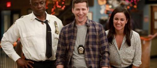 5 personagens da série 'Brooklyn 99'. (Arquivo Blasting News)