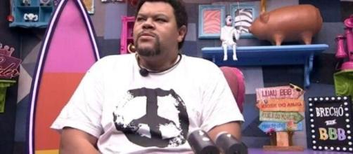 Babu fala de papo com seu 'amigo' Wilson: 'É uma explosão de sentimentos'. ( Reprodução/TV Globo )
