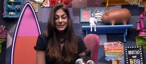 'BBB20': Mari diz que se mostrou como é na vida real. (Reprodução/TV Globo)