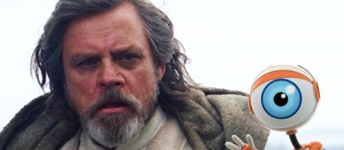 """BBB20"": Mark Hamill, o Luke Skywalker, diz fora Gizelly e leva a internet a loucura. (Arquivo Blasting News)"