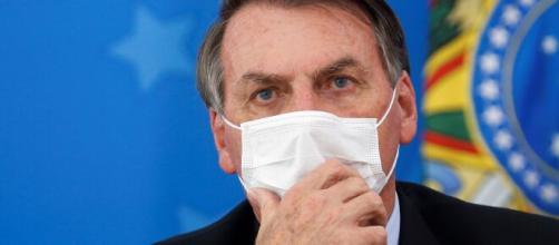 Bolsonaro recebe ''nota 2'' sobre gestão do coronavírus. (Arquivo Blasting News)