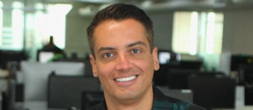 Colunista do Portal UOL, Leo Dias (Arquivo Blasting News)