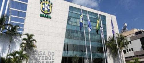 Confederação Brasileira de Futebol. (Divulgação/Site Oficial da CBF)