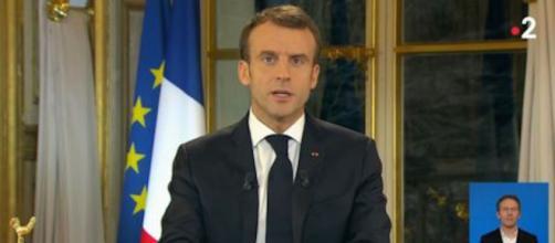 Coronavirus : Cinq choses à attendre de l'intervention d'Emmanuel Macron lundi 13 avril. Credit : Capture France 2