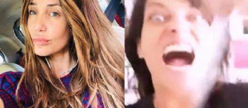 Deianira Marzano contro Fernanda Lessa, la ex gieffina ha pubblicato storie su Instagram con delle forbici, simulando di colpirsi.