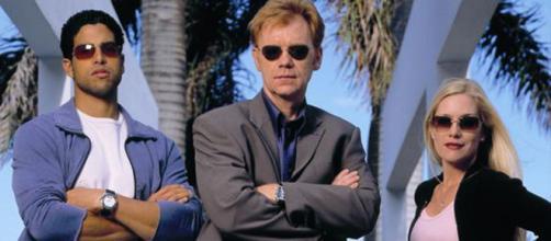Elenco de 'CSI: Miami' e o signo de cada ator. (Reprodução/CBS Television)