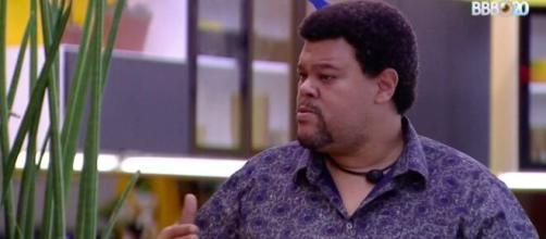 Flayslane, Prior e Guilherme torcem para que Babu permaneça no jogo. (Reprodução/TV Globo)