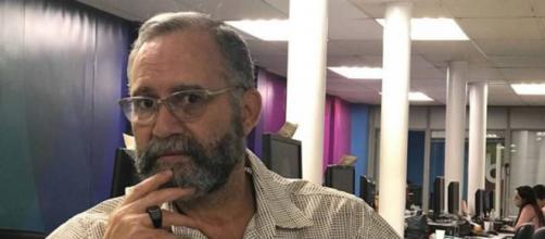 José Augusto, editor de imagens, havia denunciado negligência da emissora SBT dias antes de morrer por coronavírus. (Reprodução/Instagram)