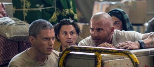 Lincoln Burrows era interpretado por Dominic Purcell. (Reprodução/Fox)