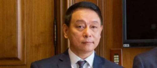 Marcos Zheng foi detido junto com outras pessoas. (Divulgação/Palácio dos Bandeirantes)