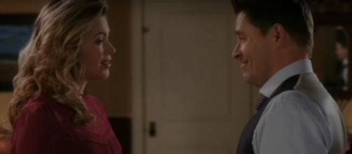 On 'When Calls the Heart,' Rosemary's love and Dr. Shepherd's skills will likely pull Lee out of a crisis.[Image source:HallmarkChannel-YouTube]