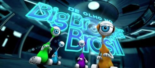 Ex-BBBs que causaram polêmica. (Reprodução/TV Globo)