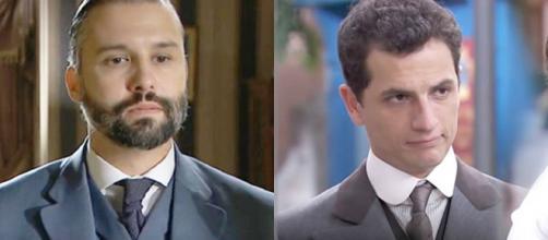 Una Vita, trame Spagna: Antonito entra in politica, Felipe perde il controllo con Genoveva.