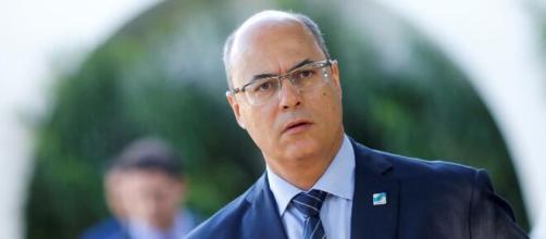 Wilson Witzel, governador do Rio de Janeiro, afirma que exame para coronavírus deu resultado positivo. (Arquivo Blasting News)