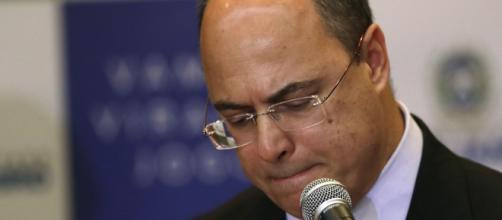 Wilson Witzel, governador do RJ, testa positivo para COVID-19. (Arquivo Blasting News)