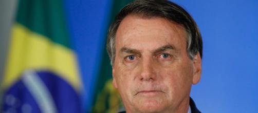 Bolsonaro é eleito como pior líder que minimiza o Covid-19, diz jornal norte-americano. (Arquivo Blasting News)