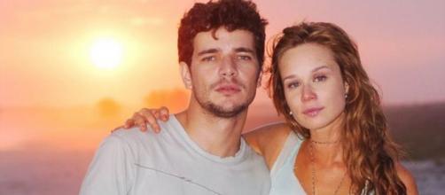 """Celebridades de """"Cobras e Lagartos"""" na atualidade. (Reprodução/TV Globo)"""