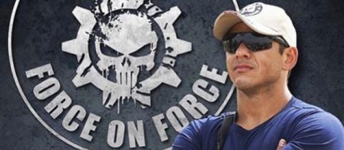 Ex-PM exalta crimes que cometeu durante curso preparatório da polícia. (Reprodução/Instagram/@evandro_guedes)