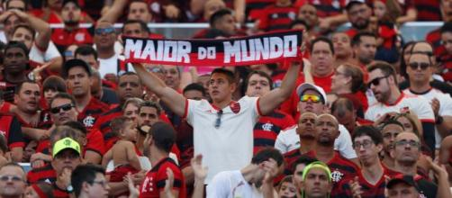 Flamengo lota jogos em 2019 e acompanha embalo do time. (Arquivo Blasting News)