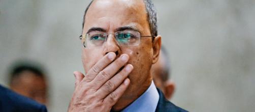 Governador do Rio, Wilson Witzel está com coronavírus. (Arquivo Blasting News)