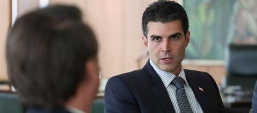 Hélder Barbalho, governador do Pará, revela estar com coronavírus. (Arquivo Blasting News)
