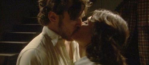 Il Segreto, trame Spagna: Matias si lascia sedurre da Alicia