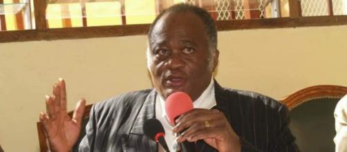 Le Professeur Joseph Owona, nouveau membre du Conseil Constitutionnel (c) Joseph Owona