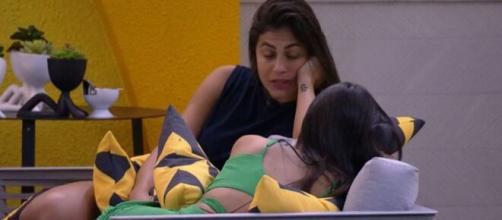 Mari fala sobre rejeição do público no 'BBB20'. (Reprodução/TV Globo)
