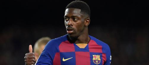 Mercato PSG : Paris et Liverpool se livrent 'une guerre' pour Dembélé (Crédit instagram/fcbarcelona)