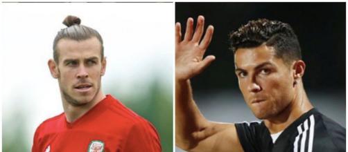 Newcastle pourrait recruter Cristiano Ronaldo et Bale cet été. Credit : Instagram/garethbale11/cristiano