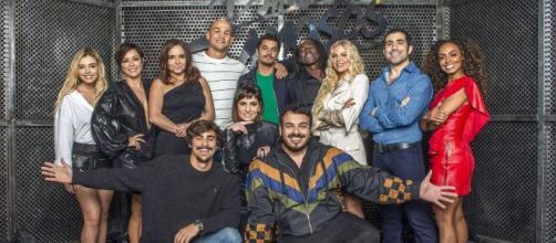 Participantes do ano de 2019. (Reprodução/TV Globo)