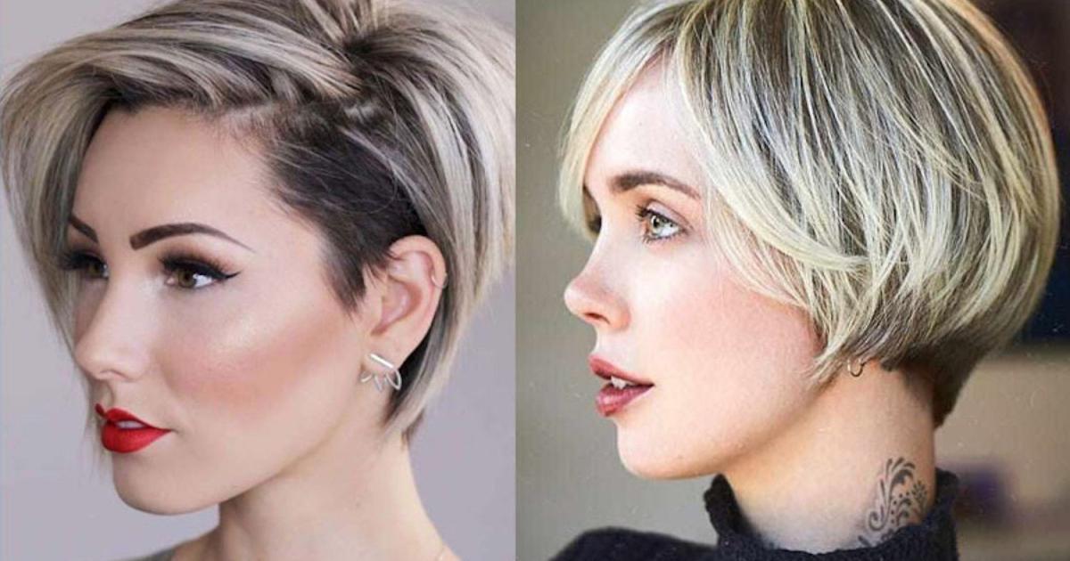Tagli capelli corti estivi, i nuovi trend: la frangia ...