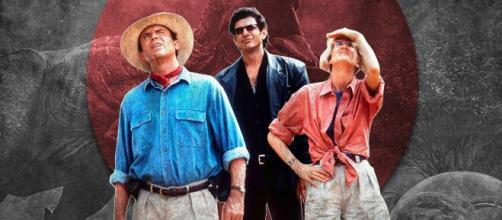7 atores do filme Jurassic Park 25 depois. ( Arquivo Blasting News )