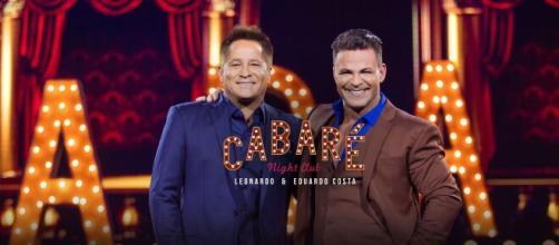 A live 'Cabaré de Eduardo Costa e Leonardo será apresentada no dia do trabalhador. (Arquivo Blasting News)