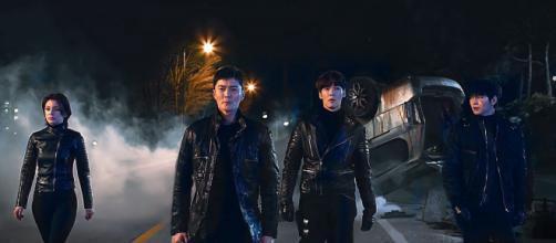 A série sul-coreana 'Rugal' está no catálogo da Netflix. (Arquivo Blasting News)